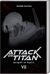 Attack on Titan - Deluxe 07 (Band 19-21)