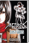 Attack on Titan: Lost Girls, Band 02