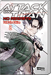 Attack on Titan: No Regrets - Full Color Edition, Band 02