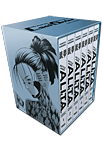 Battle Angel Alita: Last Order - Perfect Edition (Band 01-06 im Schuber)