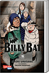 Billy Bat, Band 19 (Manga)