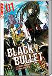 Black Bullet -Light Novel- 01 (Manga)