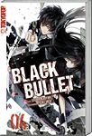 Black Bullet -Light Novel- 04