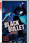 Black Bullet -Light Novel- 05 (Manga)