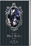 Black Butler Artworks, Band 1