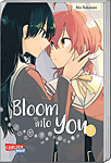 Bloom into you, Band 01