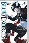 Blue Exorcist, Band 01