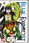 Blue Exorcist 10 (Manga)