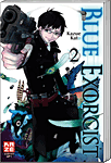 Blue Exorcist 02 (Manga)