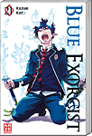 Blue Exorcist 21 (Manga)
