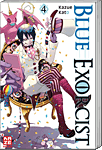 Blue Exorcist, Band 04 (Manga)