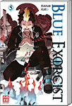 Blue Exorcist, Band 05 (Manga)