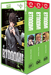 BTOOOM! - Box 1 (Band 01-03)
