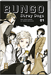 Bungo Stray Dogs, Band 01