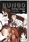 Bungo Stray Dogs, Band 03