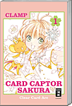 Card Captor Sakura: Clear Card Arc, Band 01 (Manga)