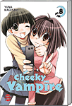 Cheeky Vampire, Band 08 (Manga)