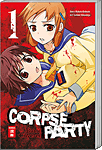 Corpse Party: Blood Covered 01 (Manga)
