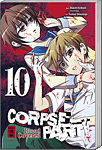 Corpse Party: Blood Covered 10 (Manga)