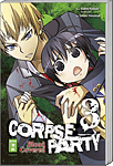 Corpse Party: Blood Covered 03 (Manga)