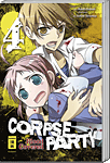 Corpse Party: Blood Covered 04 (Manga)