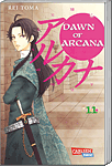 Dawn of Arcana, Band 11 (Manga)