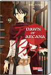 Dawn of Arcana, Band 09 (Manga)