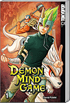 Demon Mind Game, Band 01 (Manga)