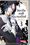 Devils and Realist, Band 03 (Manga)