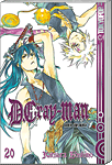 D.Gray-man, Band 20 (Manga)