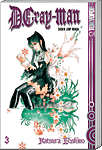 D.Gray-man, Band 03 (Manga)