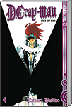D.Gray-man, Band 04 (Manga)