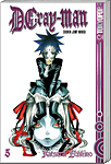 D.Gray-man, Band 05 (Manga)