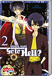 Does Yuki Go to Hell, Band 02 (Manga)