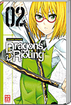 Dragons Rioting, Band 02 (Manga)