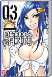 Dragons Rioting, Band 03 (Manga)