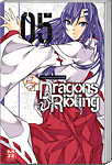 Dragons Rioting, Band 05 (Manga)