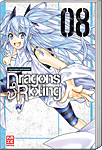 Dragons Rioting 08 (Manga)
