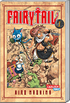 Fairy Tail 01 (Manga)