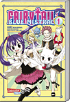 Fairy Tail: Blue Mistral, Band 01
