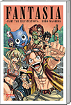 Fantasia - Fairy Tail Illustrations (Manga)