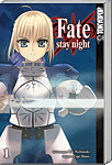 Fate/Stay Night (2in1), Sammelband 01