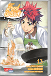 Food Wars - Shokugeki no Soma, Band 13 (Manga)