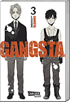 Gangsta., Band 03 (Manga)
