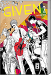 Given, Band 02 (Manga)