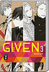 Given, Band 03 (Manga)