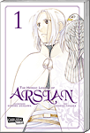 The Heroic Legend of Arslan, Band 01 (Manga)