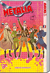 Hetalia: Axis Powers, Band 03 (Manga)