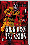High Rise Invasion, Band 01
