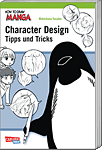 How to Draw Manga, Band 21: Character Design - Tipps und Tricks